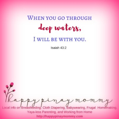 Bible verses to lift up weary moms.