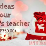 Here are some Christmas Gift Ideas for Teachers Under 350.00.