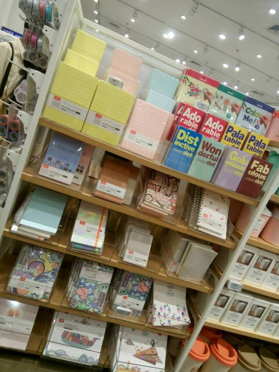 These journals are way too cute, and their price starts at P99.00!
