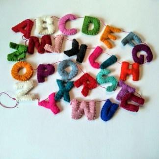 alphabet string