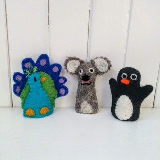 other finger puppets