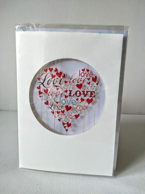 Laser Cut Love