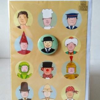 Mr Benn Card