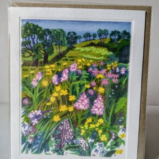 a rare meadow card