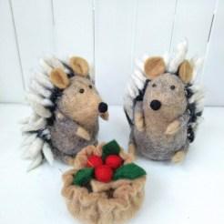 chunky hedgehogs