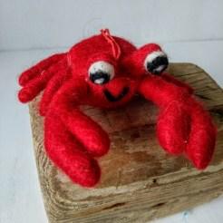 felt crab