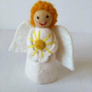 felt sunshine angel