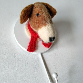 fox terrier hook