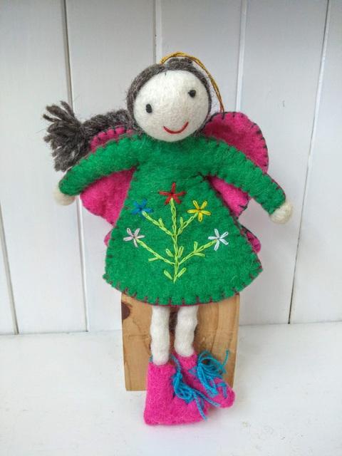 plaits Green fairy