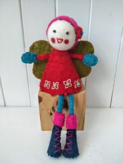 red headband fairy