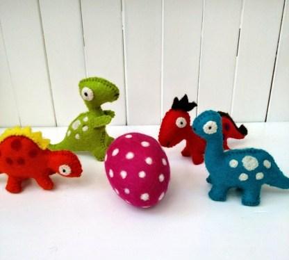 small dinosaurs