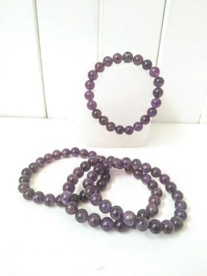 amethyst power bracelet