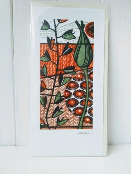 dandelion ii card