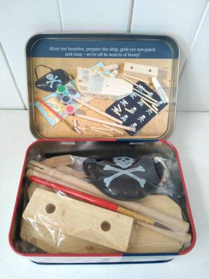 pirate ship kit 2