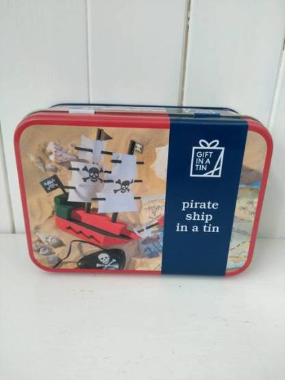 pirate ship kit