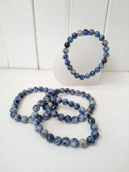 sodalite power bracelet