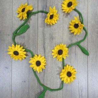 sunflower string