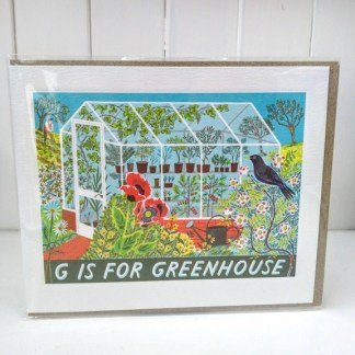g for greenhouse card