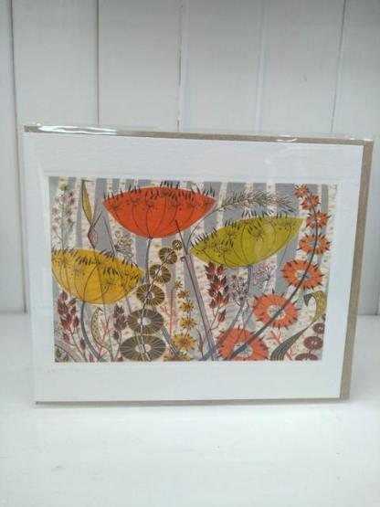 spey birches card