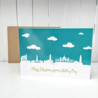 Whitley Bay day card
