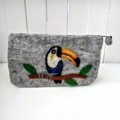 toucan purse