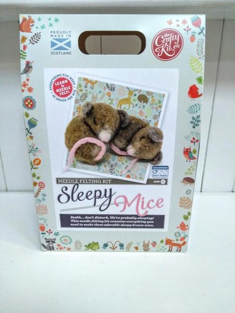 sleepy mice kit