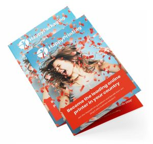 HappyPrinting Brochure