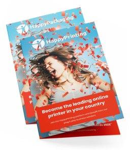 HappyPrinting Brochure
