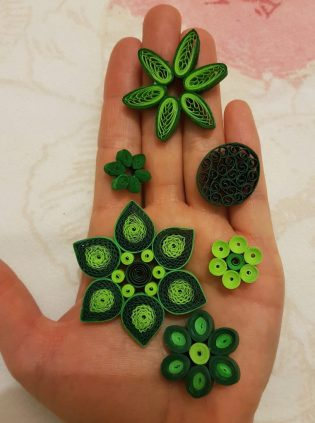 formes quilling