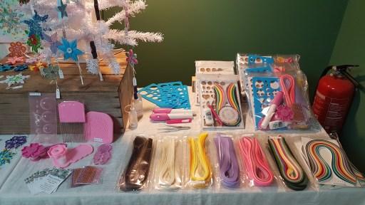 Kits et accessoires Quilling