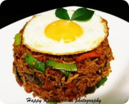 Nasi Goreng-Indonesian Fried Rice