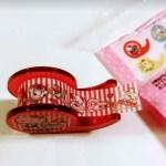 生茶キャンペーン・サンリオマスキングテープの種類と柄&在庫と販売店を調査!