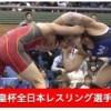 【天皇杯全日本レスリング選手権2020】スマホで無料視聴する方法!テレビ放送やネット中継まとめ