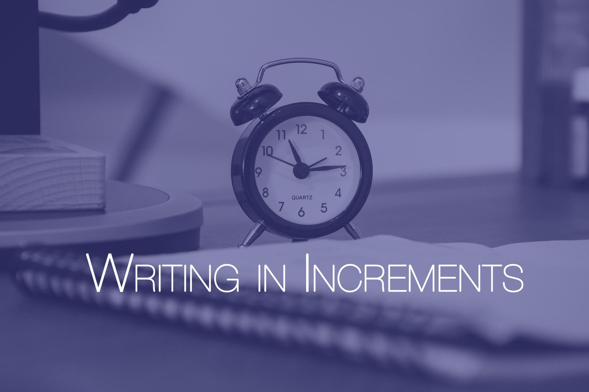 writing routine