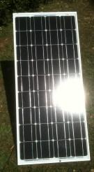95W solar panel