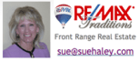 RE/MAX Traditions - Sue Haley