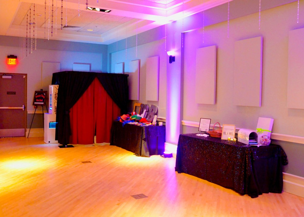 Photo Booth Set Up Happy Snap Photo Booth Llc
