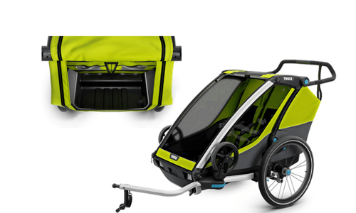 THULE Chariot Cab2