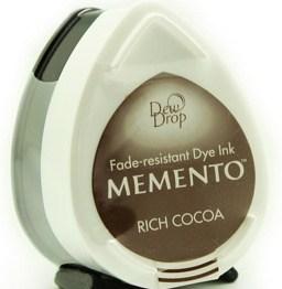 Tsukineko Rich Cocoa