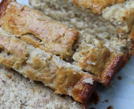 Extra Soft Banana Bread