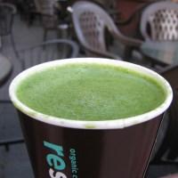 Tea: Green Tea Latte
