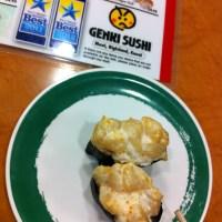 Sushi: Genki Sushi