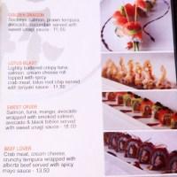 Kanpai Sushi on 8th