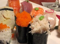 Assorted Sushi from Towa sushi