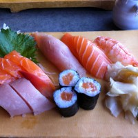 Sushi Bar Zipang - highly disappointing for all the hype