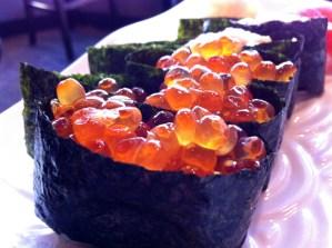 Ikura from Azuma Sushi