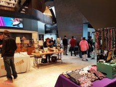 The April 2017 YYC Alternative Market at the National Music Centre in downtown / east village Calgary