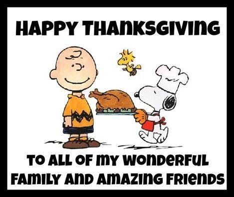 Happy Thanksgiving Sayings