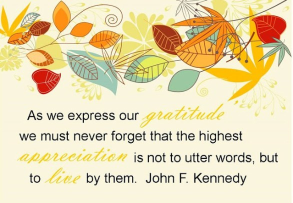 Thanksgiving 2017 Quotes