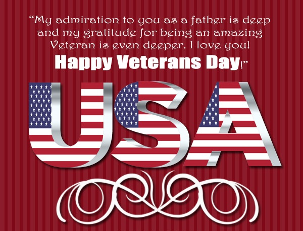 Happy veterans day messages thank you quotes messages cards for veterans day messages m4hsunfo